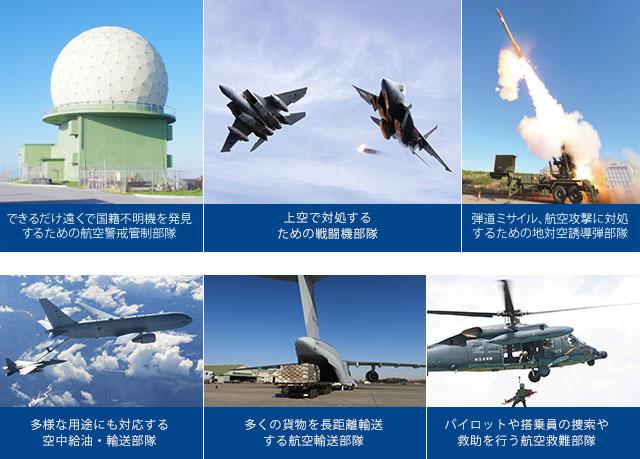 日本の平和を空から守る|航空自衛隊の役割|航空自衛隊とは|防衛省 ...