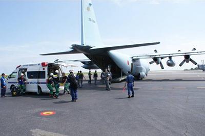 災害対応 航空支援集団の活動 航空支援集団 [Air Support Command]