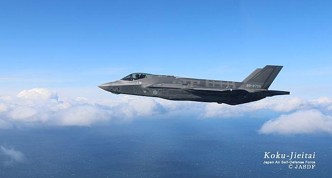 F-35| 防府北基地| [JASDF] 航空自衛隊