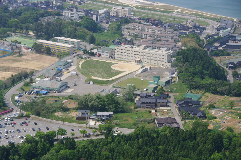 輪島分屯基地|防衛省 [JASDF] 航空自衛隊