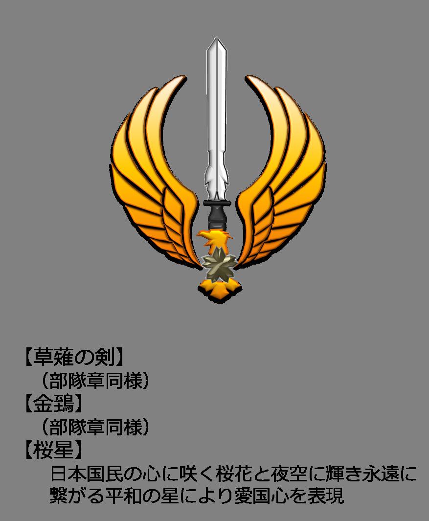 水陸機動団の部隊章・エンブレム
