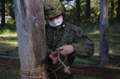 第5施設隊】 陸上自衛隊 第5旅団ホームページ