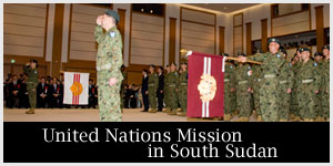 United Nations Mission in South Sudan