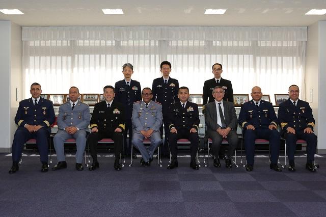 Coopération militaire maroco-japonaise 405_topics