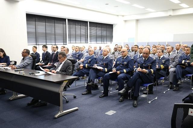 Coopération militaire maroco-japonaise 408_topics