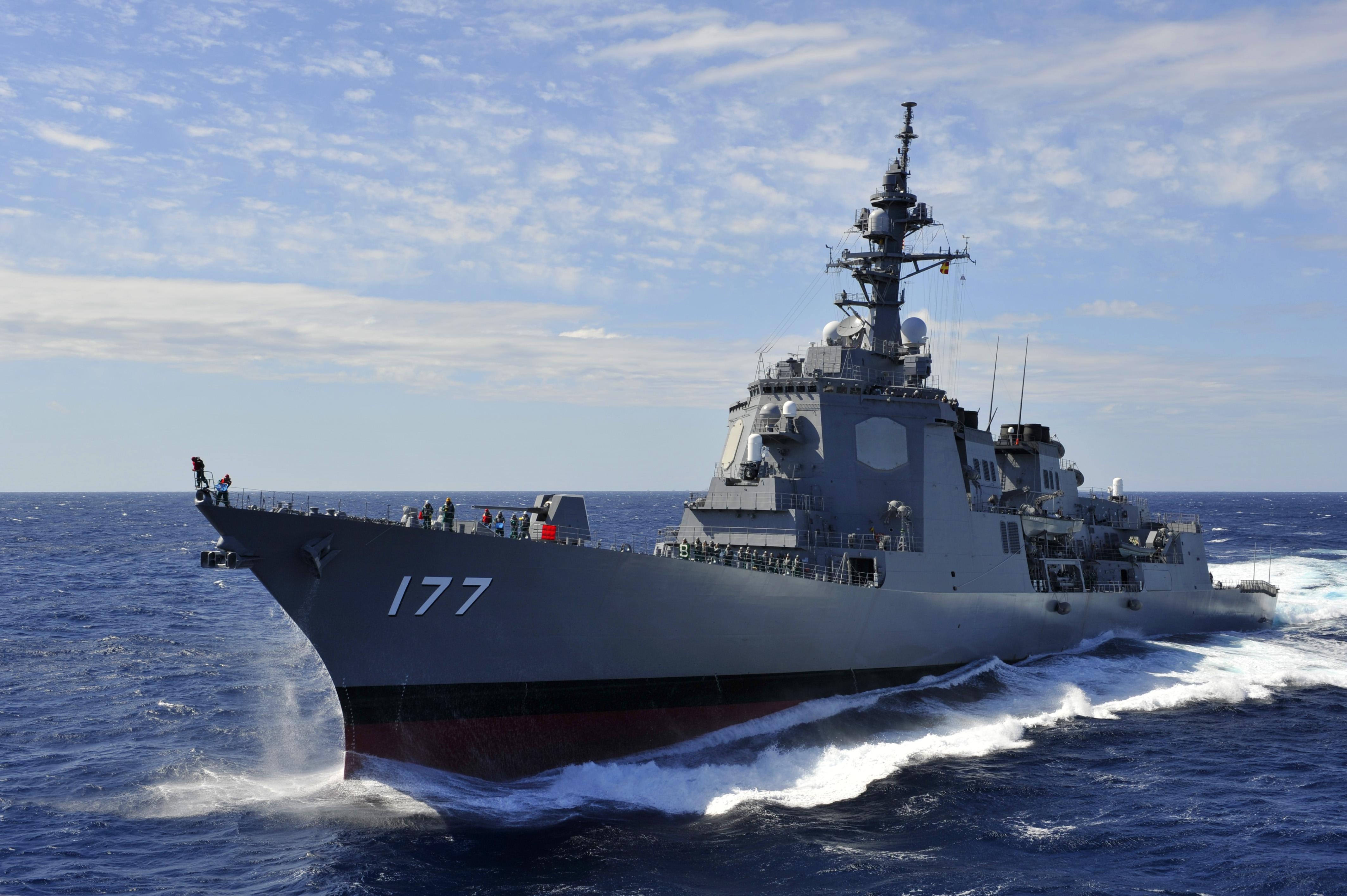 護衛艦 あたご 型 水上艦艇 装備品 海上自衛隊 Jmsdf