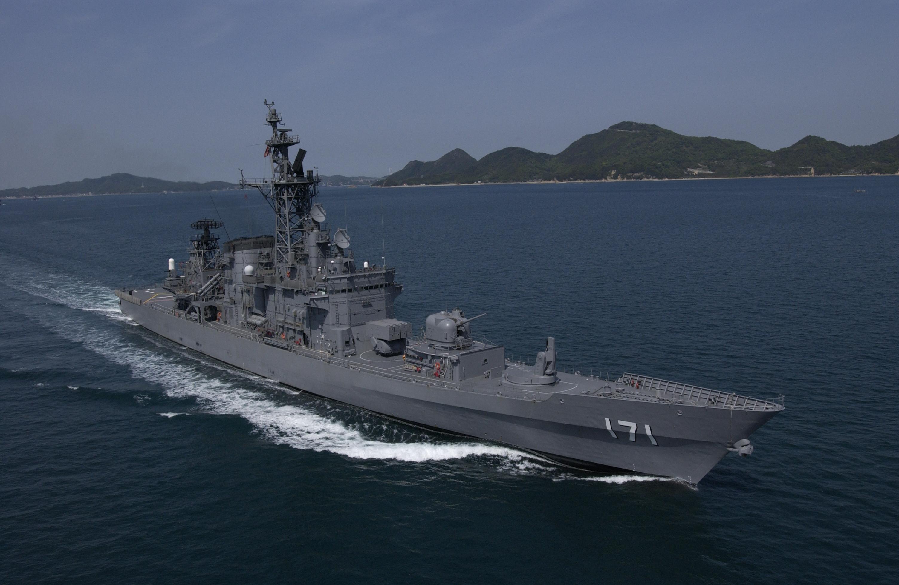 護衛艦「はたかぜ」型|水上艦艇|装備品|海上自衛隊 〔JMSDF ...
