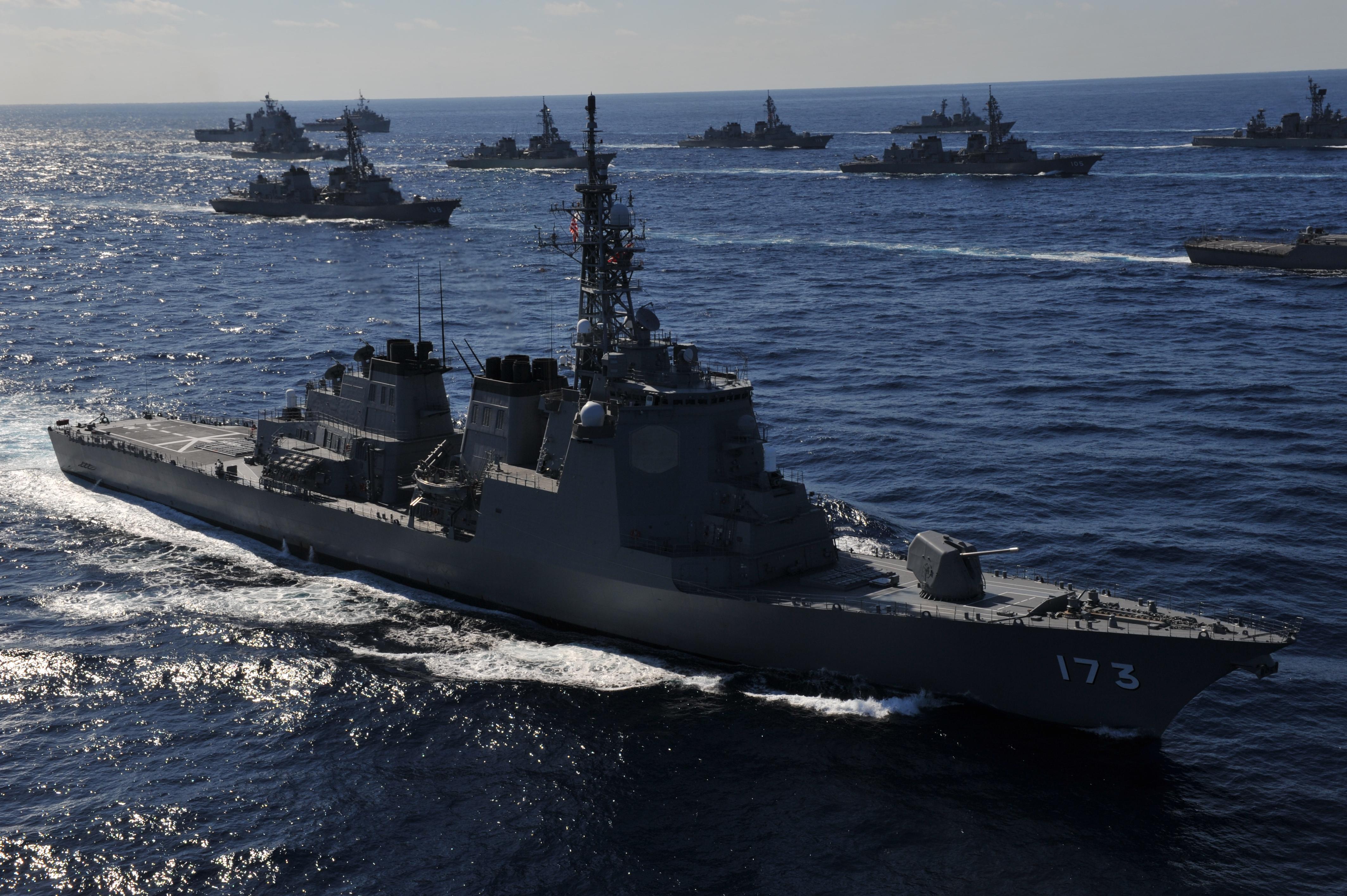 護衛艦「こんごう」型|水上艦艇|装備品|海上自衛隊 〔JMSDF〕 オフィシャルサイト