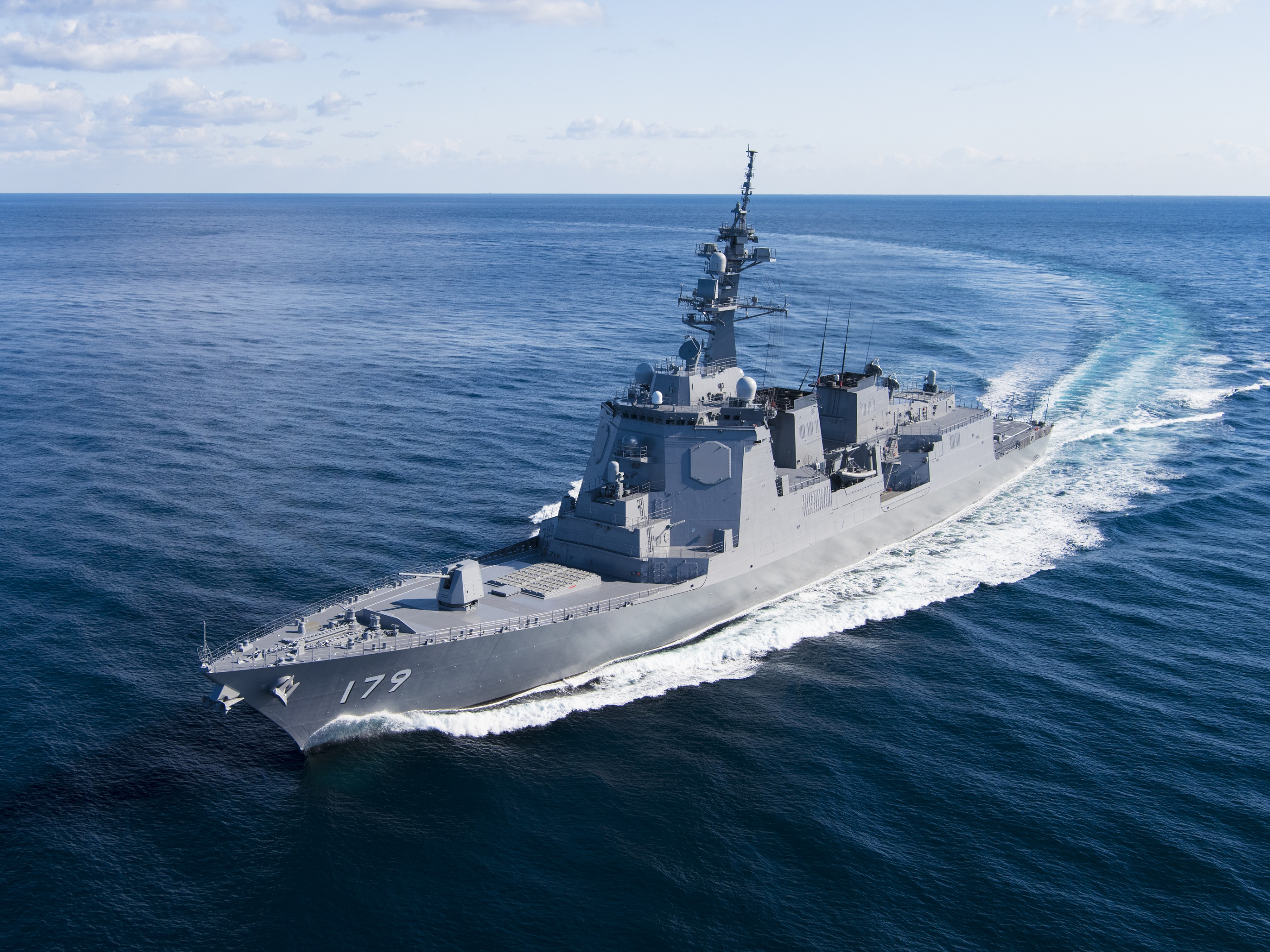 護衛艦「まや」型 水上艦艇 装備品 海上自衛隊 〔JMSDF ...