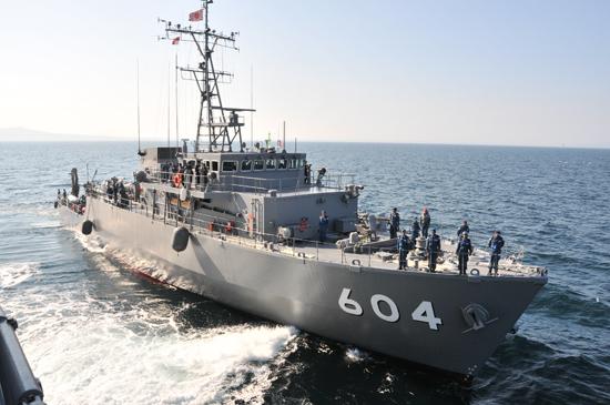 掃海艇「えのしま」型|水上艦艇|装備品|海上自衛隊 〔JMSDF ...