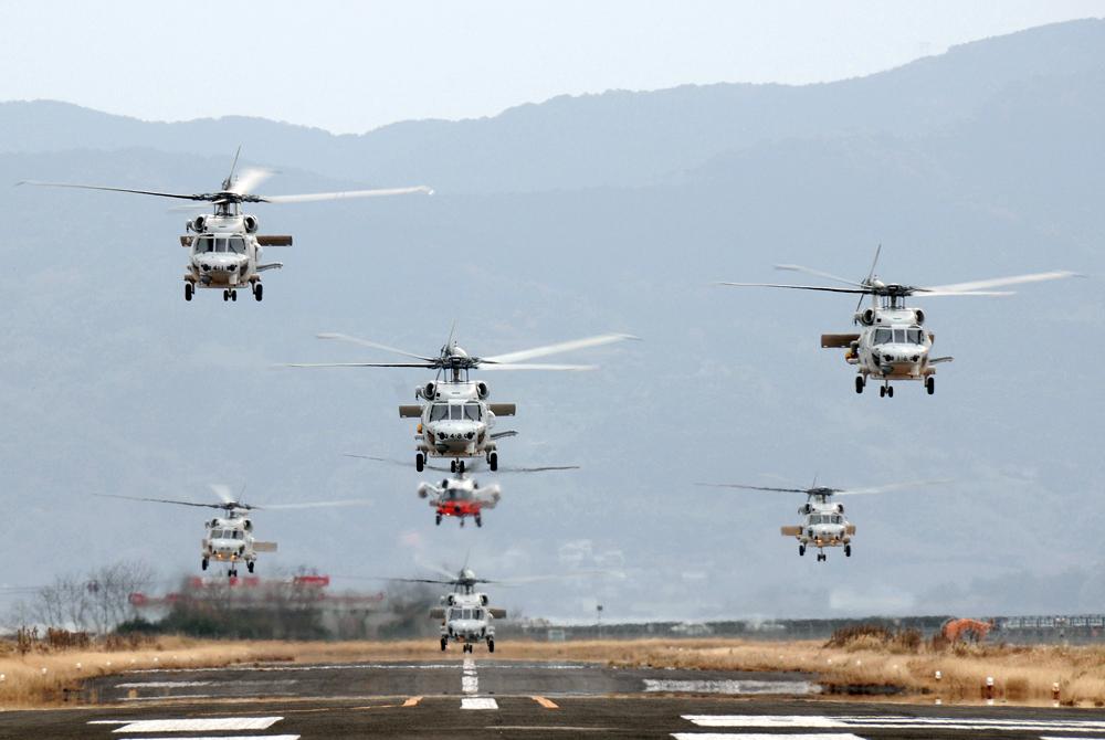 平成29年 初訓練飛行 海上自衛隊 〔JMSDF〕 オフィシャルサイト