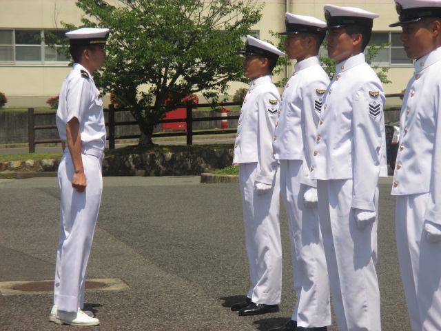 68期航空学生 航空自衛隊航空学生との交換会
