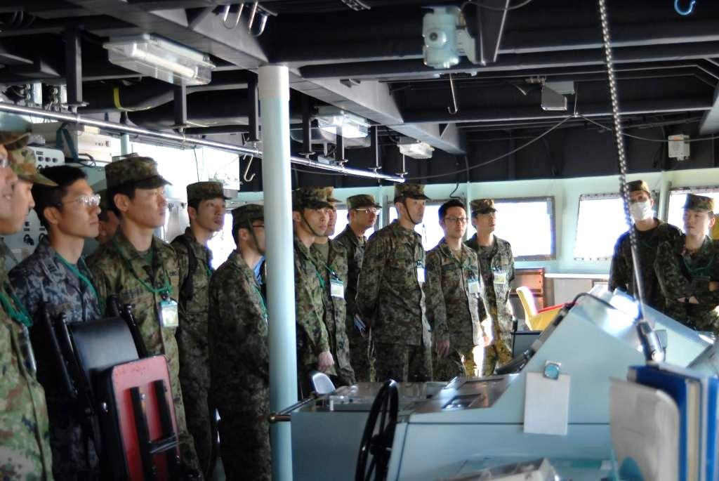 自衛艦隊 海上自衛隊